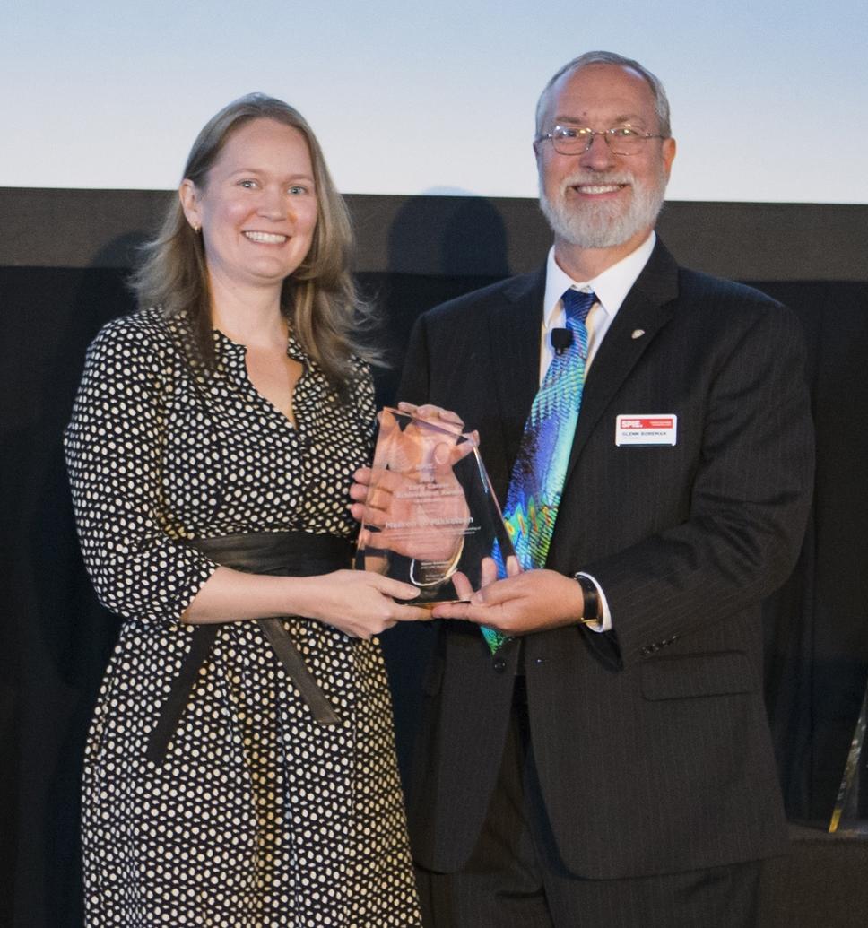 SPIE award